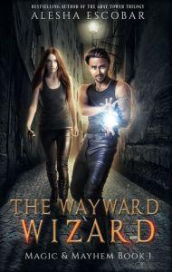 The Wayward Wizard Cover