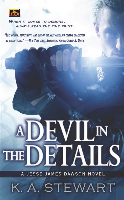 A Devil in the Details Cover