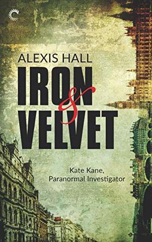 Iron & Velvet Cover