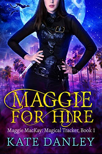 Maggie for Hire Cover