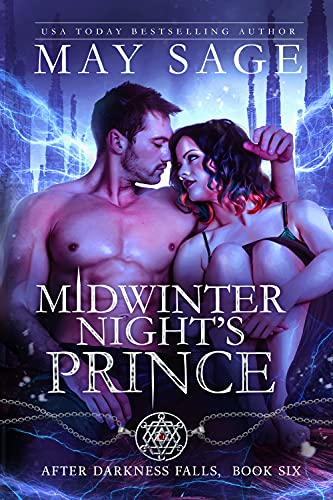 Midwinter Night's Prince Cover