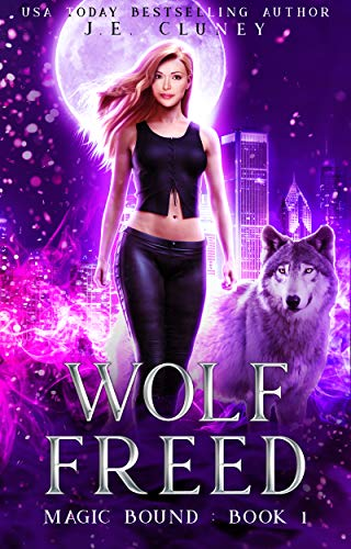 Wolf Freed Cover