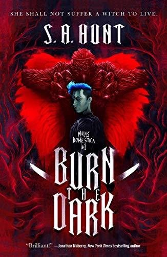 Burn the Dark Cover