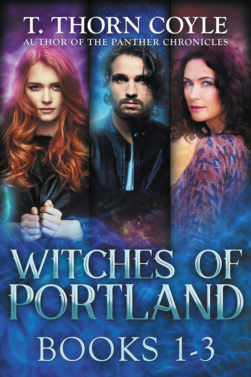 Witches of Portland Cover