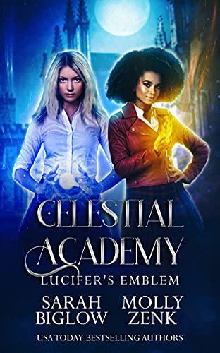 Celestial Academy: Lucifer's Emblem Cover