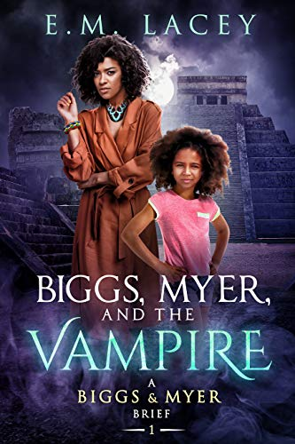 Biggs, Myer, and the Vampire Cover