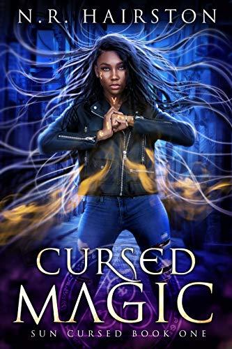 Cursed Magic Cover