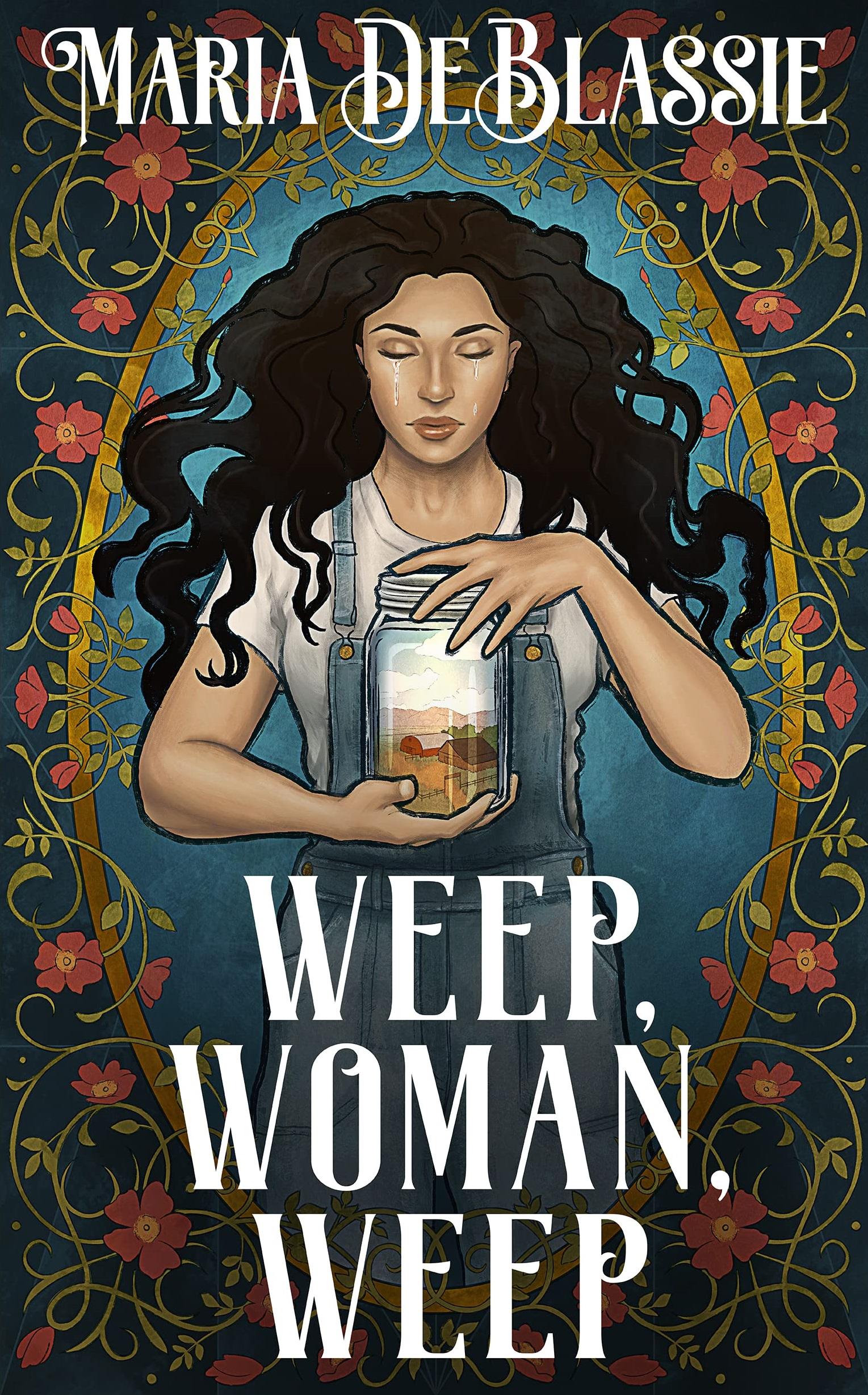 Weep, Woman, Weep Cover